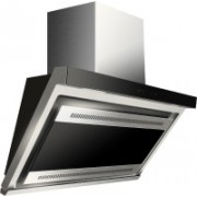 Kaff NORA 75 Auto Clean Wall Mounted Chimney(black 1150 CMH)