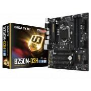 MB, GIGABYTE GA-B250M-D3H /Intel B250/ DDR4/ LGA1151