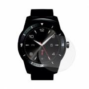 Set 4 Folii Protectie Ecran Acoperire Totala Adezive si Foarte Flexibile Invisible Skinz Ultra-Clear HD pentru LG G Watch R