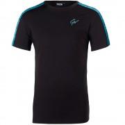 Gorilla Wear Chester T-Shirt - Zwart/Blauw - L