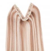 Rapunzel® Extensions Naturali Easy Clip-in Original M7.1/10.8 Natural Ash Blonde Mix 50 cm