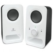 Logitech Audio Speakers Z150 Snow White