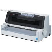 OKI ML 6300FB Flatbed Dot Matrix 24 Pin Printer