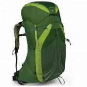 Osprey - Exos 58 - Sac à dos trek & randonnée taille 58 l - M, vert olive
