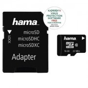 Micro SD 16GB 22Mb/s