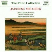 Marc/ Hiroko Mas Grauwels - Japanese Melodies (0747313587728) (1 CD)