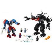 Lego Robot-Araña vs. Venom