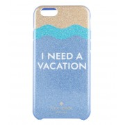 Kate Spade Smartphone covers iPhone 6 Case Blauw