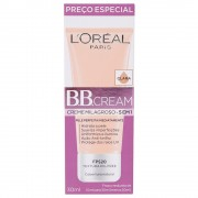 B.B. Cream Creme Milagroso 5 Em 1 Cor Clara Fps20 30ml
