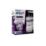 Philips Avent Avent Pack Natural biberon 2 x 260 ml