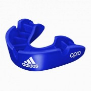 Adidas Gebitsbeschermer Opro Gen4 - Bronze Edition - Blauw - Junior