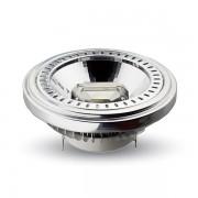 LAMPADINA LED AR111/G53 15W BIANCO FREDDO 40 GRADI VT-1110-LED4255