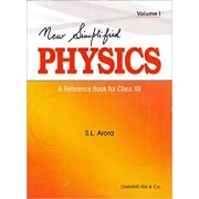 SL ARORA New Simplified Physics: A Reference Book - Class 12(Set of 2 Volumes) with Free Car Anti Slip Mat