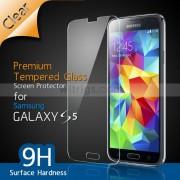 Удароустойчив скрийн протектор Tempered Glass за Samsung G900F Galaxy S5