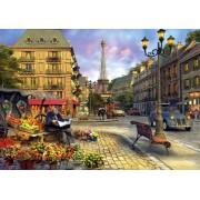 Puzzle Anatolian - Paris Street Life, 1500 piese (4542)