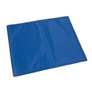 @Pet @Pet @Pet Covoraș răcoros pentru câini, albastru, 40x50 cm, S
