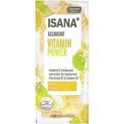 ISANA Gezichtsmasker Vitamine Power met vitamine B5 en Vitaminen B3