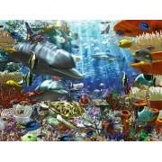 Puzzle Ravensburger - Minunile Oceanului, 3.000 piese (17027)