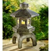 Weltbild Led solární světlo pagoda