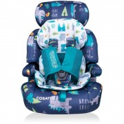 Cosatto CT4377 Zoomi Group 123 Anti-Escape Car Seat Dragon Kingdom