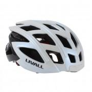 Casco Bicicleta Inteligente Llivall Blanco