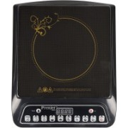 Premier Gold A8 Induction Cooktop Induction Hob Electric Countertop Burner Induction Cooktop(Black, Push Button)