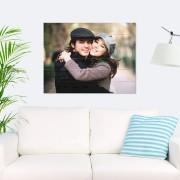 YourSurprise Impression photo sur bois - planches (80 x 60 cm)