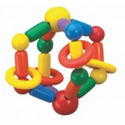 WONDERWORLD PRODUCTS Co. Ltd Wonderworld Crush Rattle 1 Piece