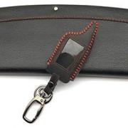 Bloomerang Latest Car Alarm Shape 100 Leather Case for Scher-Khan Magicar Only Fit M5 SCH