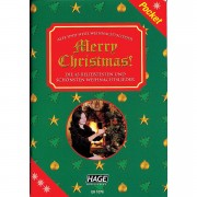 Hage Merry Christmas Pocket Notenbuch