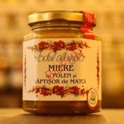 Energizant: miere polen lăptişor