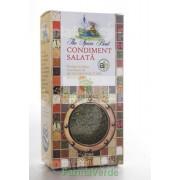 Condiment Amestec Salata 20 Gr Bio Longevita Solaris Plant