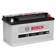 Bosch S3 12V 90Ah 720A Jobb+ autó akkumulátor
