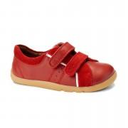 Bobux Piros tépőzáras kiscipő - 23 (2 éves)