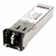 Cisco 1000BASE-ZX SFP transceiver module, SMF, 1550nm, DOM