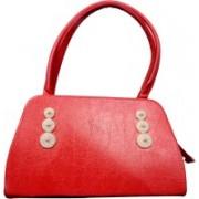 VIVAAN TRENDY CLASSY STYLISH HAND-HELD/ SHOULDER/ VANITY/ HAND BAG Waterproof Shoulder Bag(Red, 3 L)