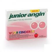 Junior-angin Junior Angin kinderen aardbei