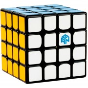 4x4 Tipo Magnético Cubo Mágico GAN460M - Negro