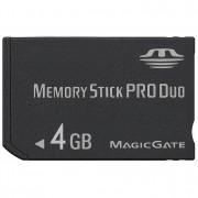 Memory Stick Pro Duo Card (100% Real Capacity)(Black)