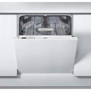 Masina de spalat vase Whirlpool WKIO 3T123 6P, Total incorporabila, 14 seturi, 60 cm, 10 programe, Clasa A++, Panel comanda alb