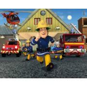 Tapet Walltastic Pompierul Sam