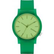 Komono Mono Uhr grün