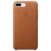 iPhone 7 Plus / iPhone 8 Plus Apple Leren Hoesje MQHK2ZM/A - Bruin