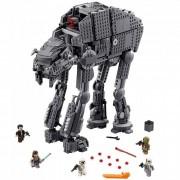 Lego Конструктор Lego Star Wars 75189 Лего Звездные Войны Штурмовой шагоход Первого ордена