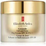 Elizabeth Arden Ceramide Plump Perfect Ultra Lift and Firm Moisture Cream crema hidratante con efecto lifting SPF 30 50 ml