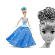 Золушка с развевающейся юбкой