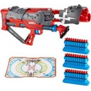 BoomCo Fusil BOOMco Rapid Madness Blaster + 2 chargeurs