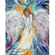 Gaira Malování podle čísel Anděl M0801