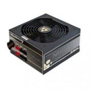Захранване Chieftec NAVITAS GPM-750C, 750W, Active PFC, 80+ Gold, частично модулно, 140mm вентилатор