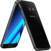 Smartphone Samsung Galaxy A3 SS Black, memorie 16 GB, ram 2 GB, 4.7 inch, android 6.0.1 Marshmallow
